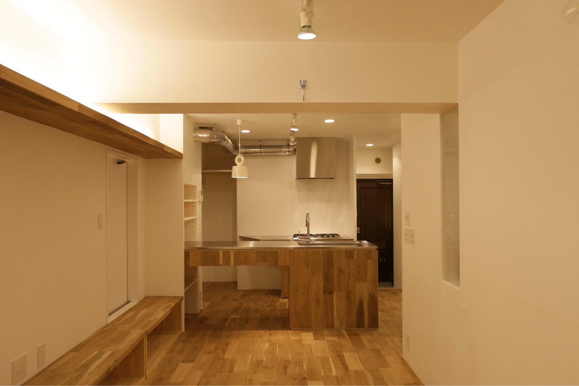 新江古田の家