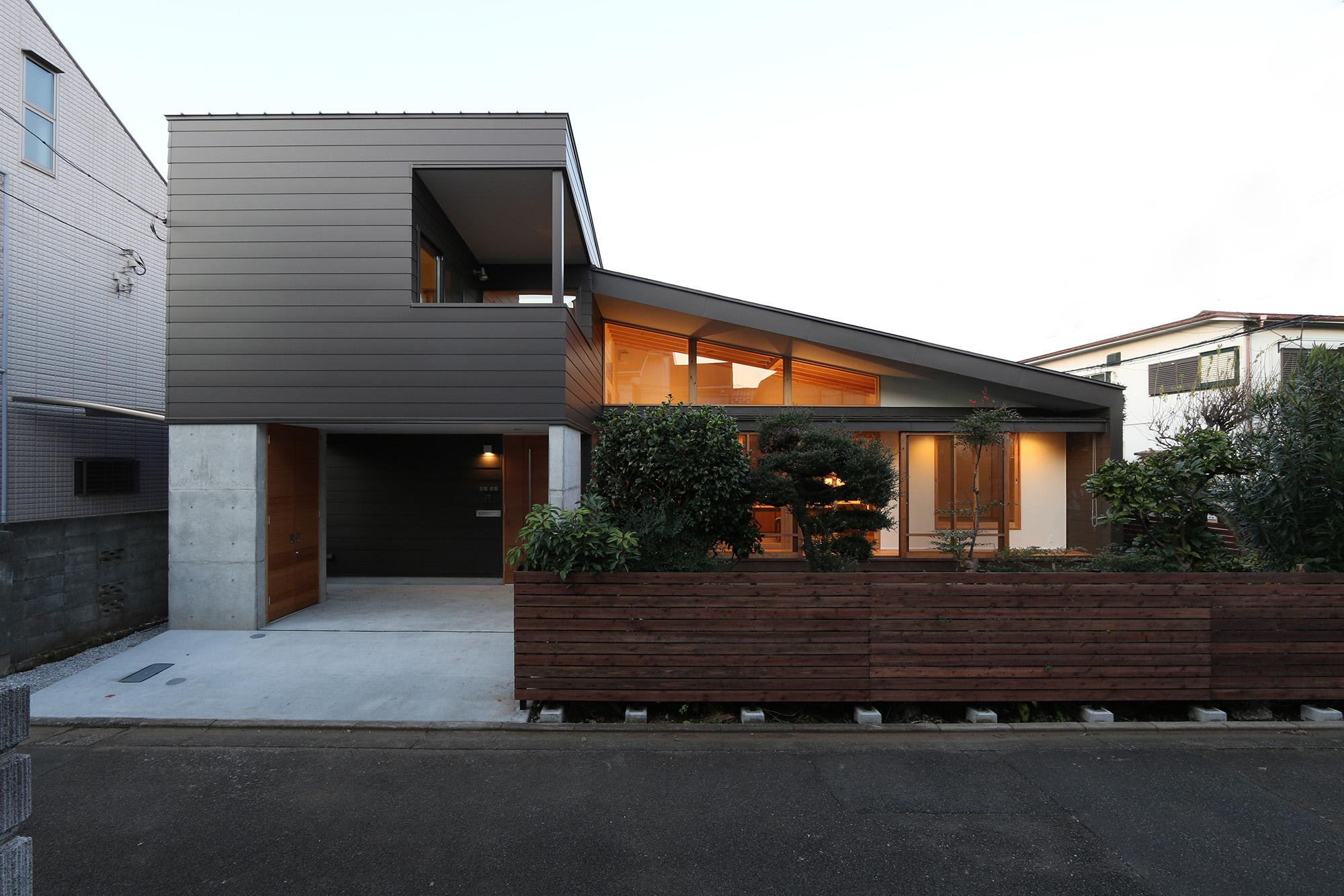 武蔵台の家